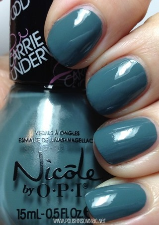 Nicole by OPI Goodbye Shoes