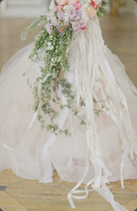 Cascading-Bouquet-With-Lace-and-Ribbon-Streamers-600x900  Elisabeth Millay Photography and rebecca shepherd floral design