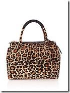 Karen Millen Leopard Tote