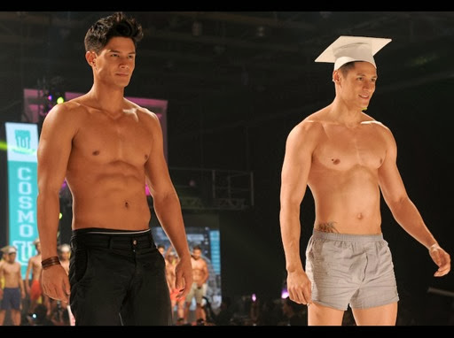 Daniel Matsunaga and Hideo Muraoka