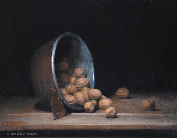 Sundwall - Walnuts and pot