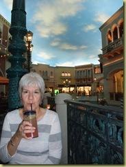 V Pat and a Margarita