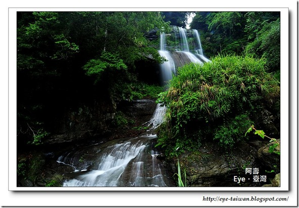 龍鱗瀑布0483