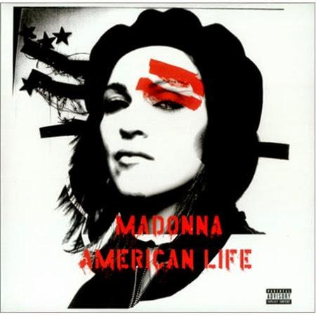 Madonna-American-LifeCD