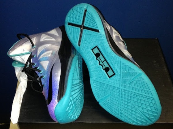 Nike Revisits South Beach with Pure Platinum LeBron X8217s