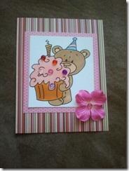 steph bling card