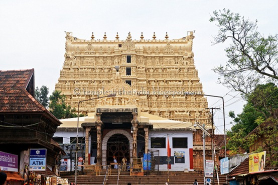 Padmanabhaswamy Temple , Kerala