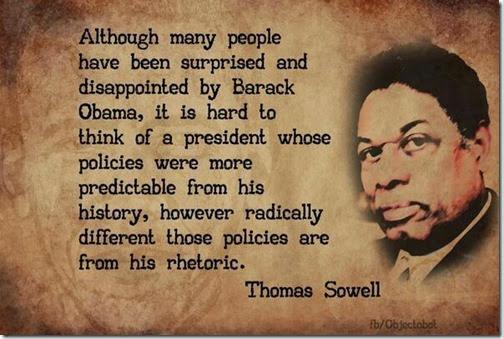 Thomas Sowell on Obama