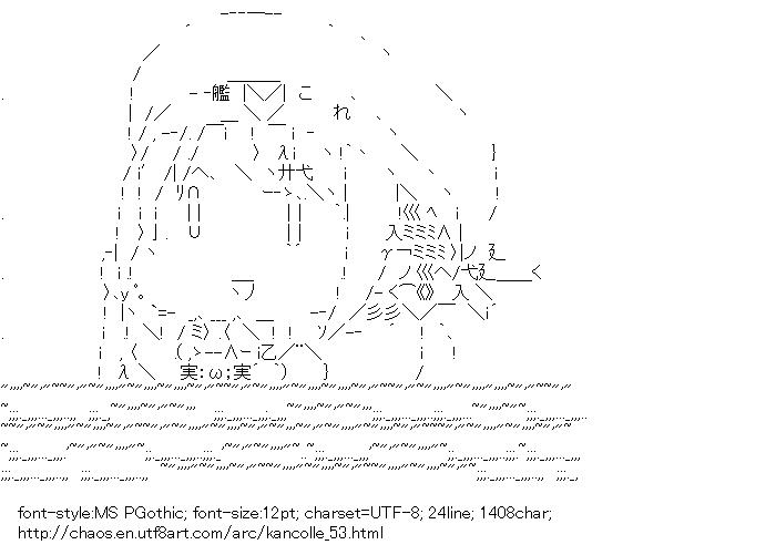 Kantai Collection,Error musume