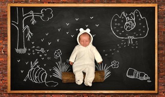 Quadro e bebê (9)