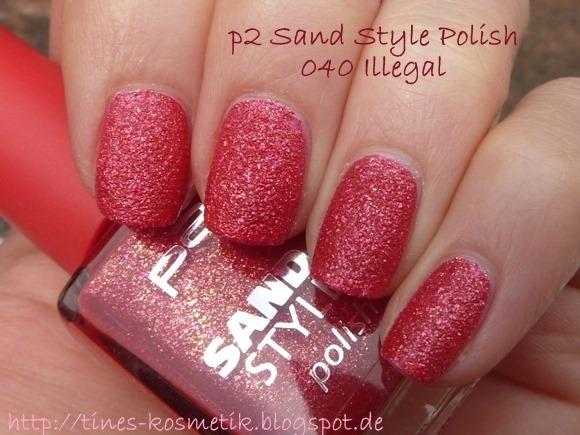 p2 Sand Style Polish Illegal 1