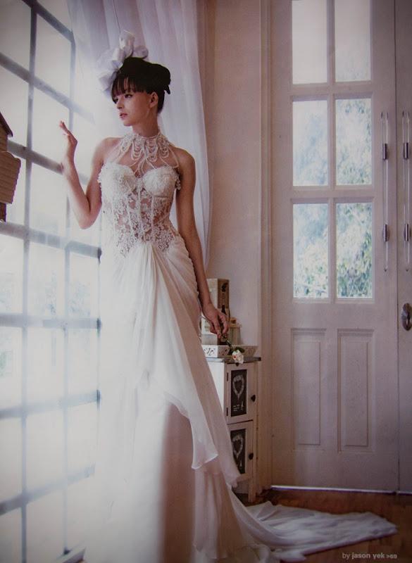 Jason Yek's Wedding Dress