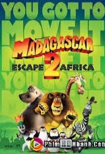 Madagascar 2: Tẩu Thoát Đến Châu Phi - Madagascar 2: Tau Thoat Den Chau Phi