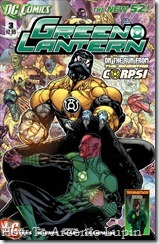 P00005 - Green Lantern #3 - Sinest