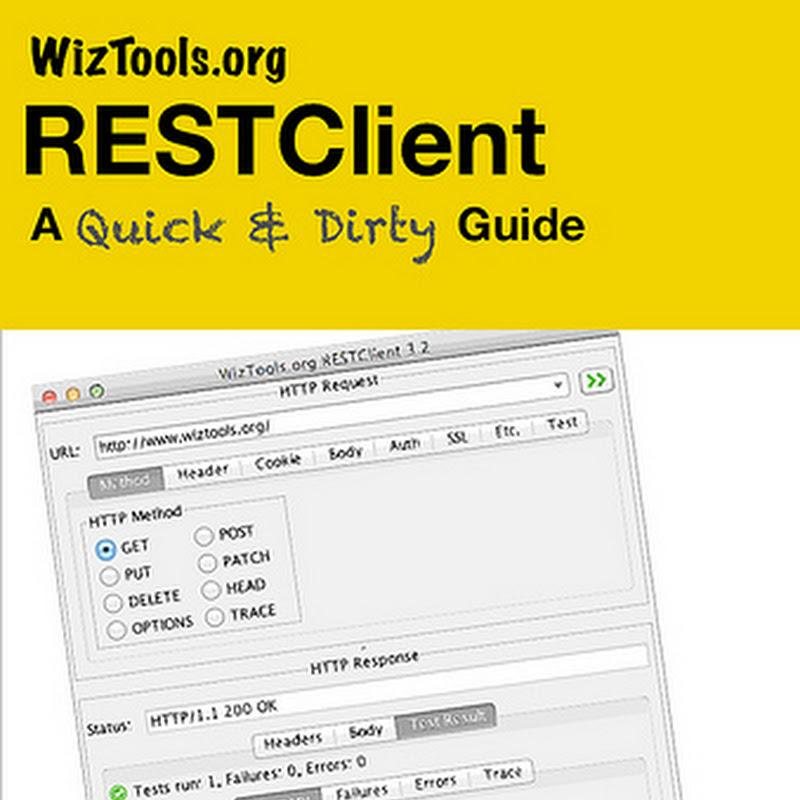 WizTools.org RESTClient Book