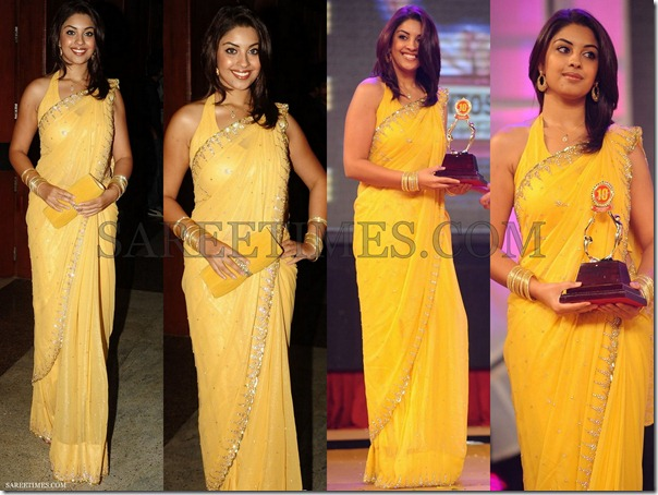 Richa_Gangopadhyay_Yellow_Saree