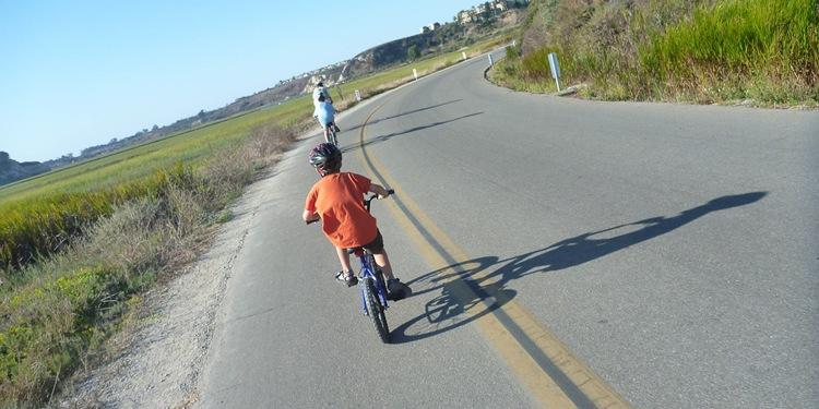 biking at newport back 4