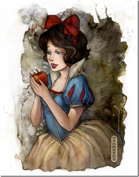 Blancanieves,Schneewittchen,Snow White and the Seven Dwarfs (8)