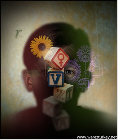 Çocuk Psikolojisi Görsel Eğitim Seti Tek Link indir
