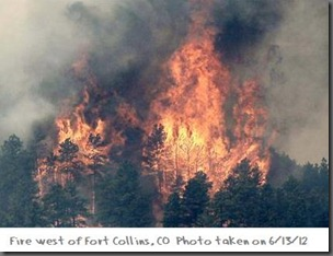 Colorado Forest Fires Taking Toll on Bluegrass Family