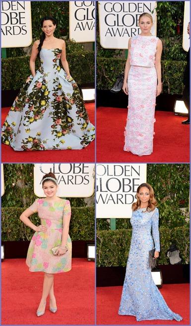 Golden Globes Flores