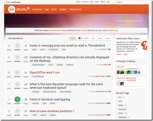 AskUbuntu