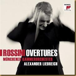 Rossini Oberturas Liebreich