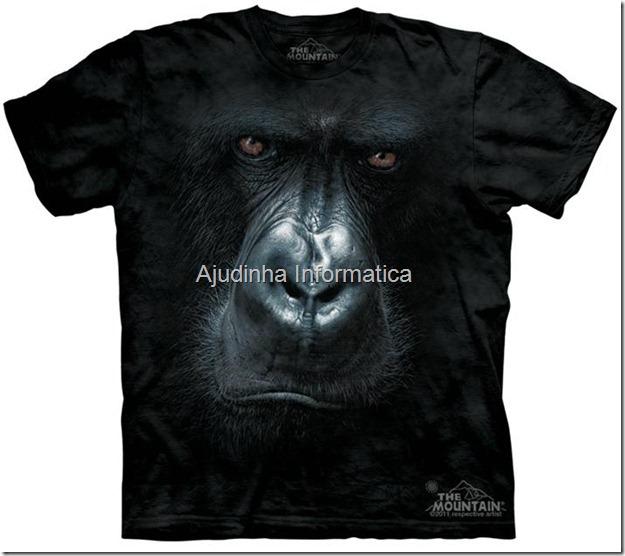 camiseta maca
