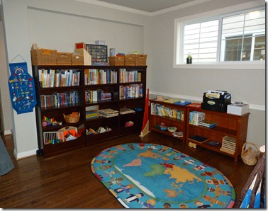 Homeschool - Playroom 3