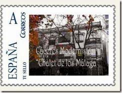 Sello Chalet Málaga