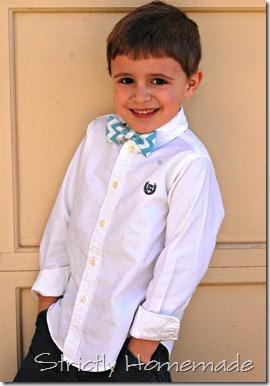 Wesley in Bow tie