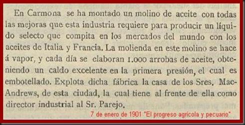 Aceite Carmona 19010107 Progreso