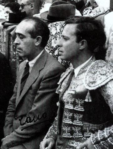 1947 Maestranza callejon Pepe Luis y Marcial (Arauz p. 219) 001