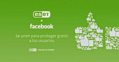 Facebook y ESET trabajan juntos