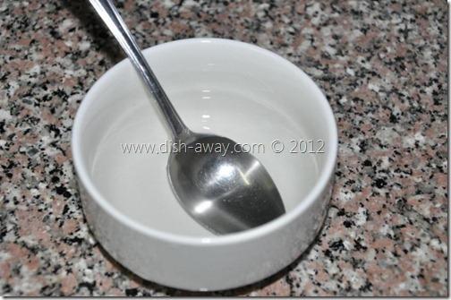 Gum Paste Recipe by www.dish-away.com