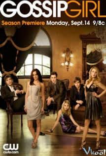 Bà Tám Xứ Mỹ :Phần 3 - Gossip Girl :Season 3