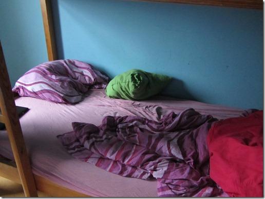 Meine Schlafstätte