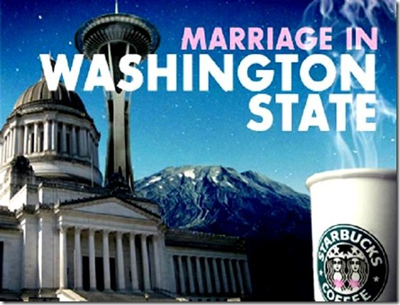 Marriage in WA State