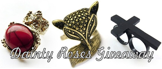 DAINTY ROSES GIVEAWAY 1