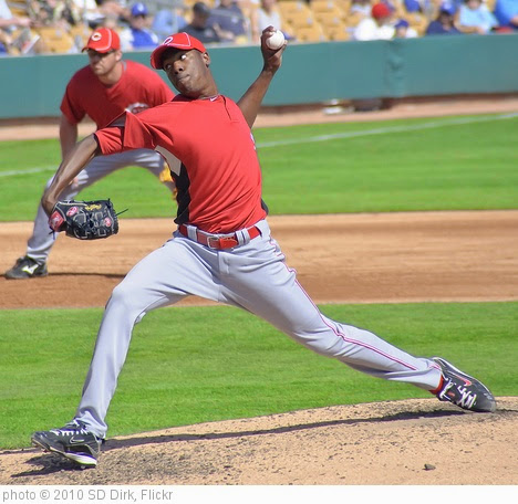 'Aroldis Chapman' photo (c) 2010, SD Dirk - license: https://creativecommons.org/licenses/by/2.0/