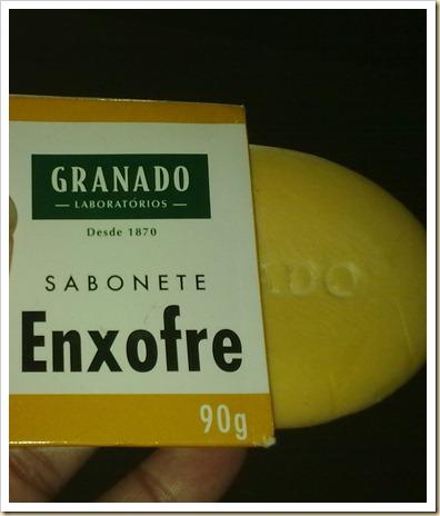sabonete enxfre