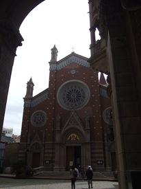 iglesia de San Antonio, Estambul