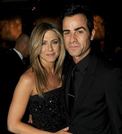 Jennifer Aniston & Justin Theroux Engagement