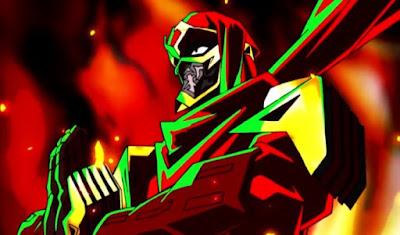 Hình Ảnh Ninja Slayer From Animation