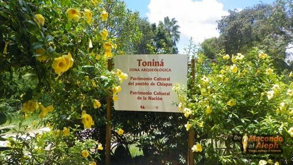 Viaje Tonina Chiapas 1