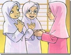 ana muslim,idah,ina