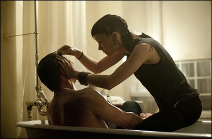 The Girl with the Dragon Tattoo (2011) - 2