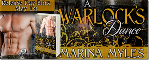 A Warlock's Dance Banner - RDB 450 x 169
