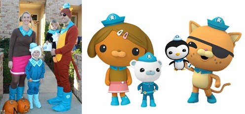 Octonauts and Us