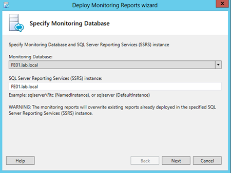 deploy-reports-db